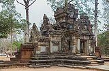 2016 Angkor, Chau Say Tevoda (08).jpg
