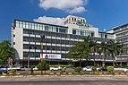2016 Rangun, Bank KBZ na Strand Square (01).jpg