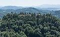 2016 Twierdza Srebrna Góra, fort Ostróg 8.jpg