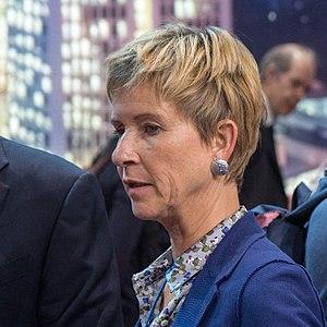 Susanne Klatten - Image: 2017 09 12 IAA 2017 Susanne Klatten bei BMW by Olaf Kosinsky 10