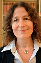 2017-11-06 die Theologin und Bibliotheksdirektorin Dr. Mareike Rake