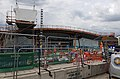 2017-Abbey Wood,construction Crossrail station 3.jpg