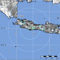 2017 West Java earthquake ShakeMap2.png