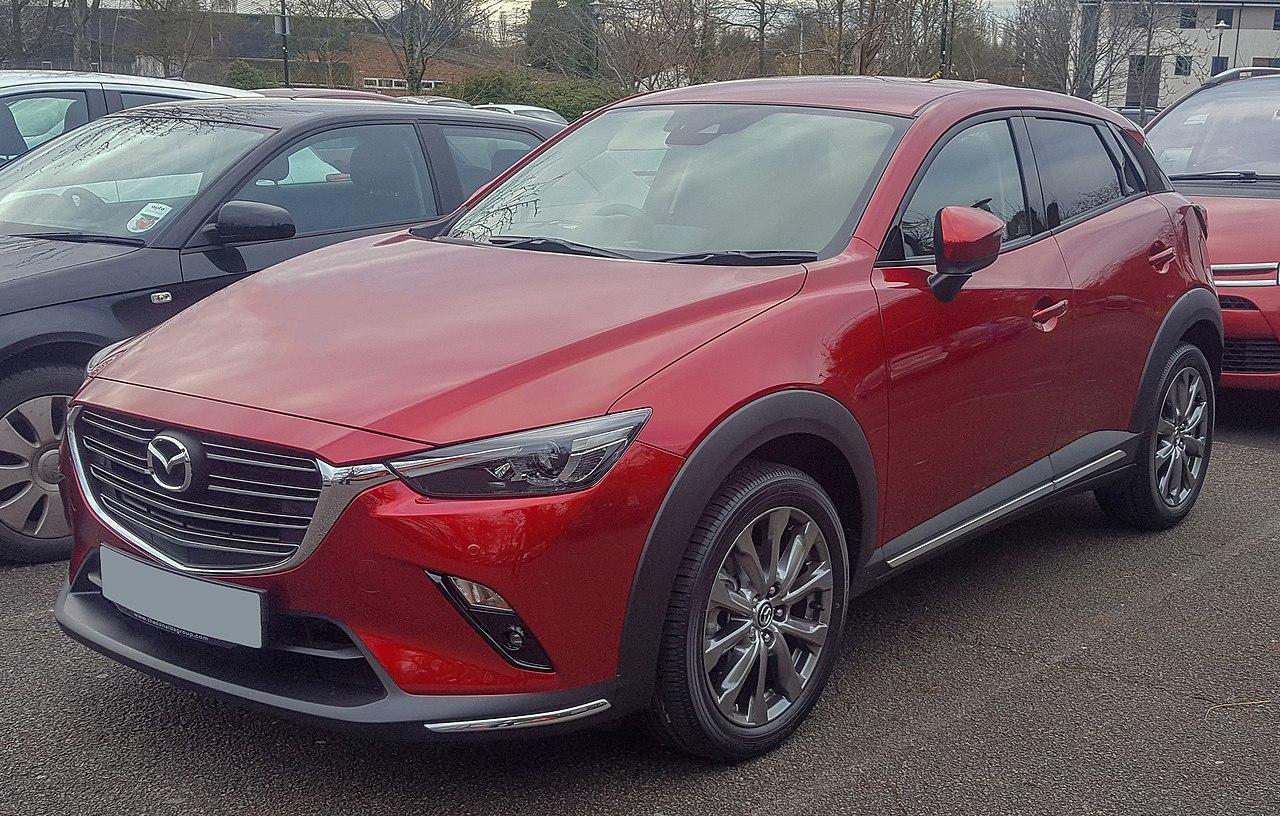 Kelebihan Mazda Cx 3 4X4 Tangguh