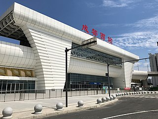 Chengdu West railway station