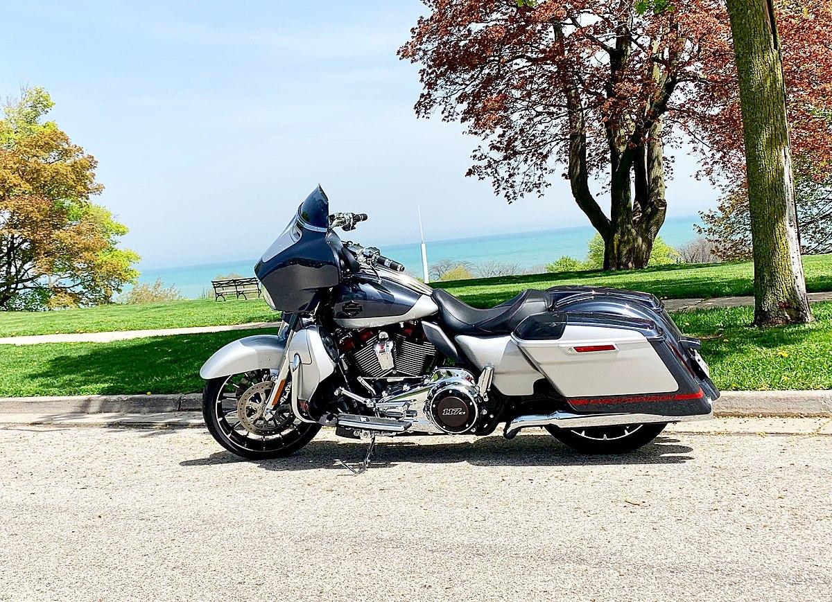 Harley Davidson Cvo Wikipedia