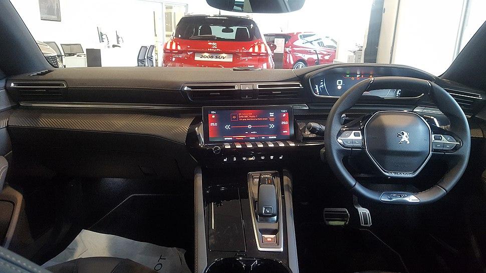 Peugeot 508 - Howling Pixel