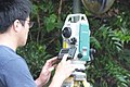 2020-04-02 Surveying electronic theodolite 測量電子式セオドライト ニコン DSCF1868.jpg