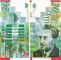 20 NIS Bill (polypropylene) Obverse & Reverse.jpg