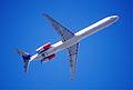 213au - Scandinavian Airlines MD-82, SE-DIX@LHR,13.03.2003 - Flickr - Aero Icarus.jpg
