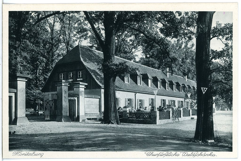 Datei:24371-Moritzburg-1928-Kurfürstliche Waldschänke-Brück & Sohn ...
