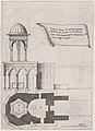 26th Plate, from Trattato delle Piante & Immagini de Sacri Edifizi di Terra Santa Met DP888539.jpg