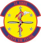 2 Aerospace Medicine Sq emblem.png