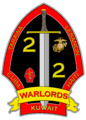 2nd battalion 2nd Marines Logo.png