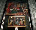 3215 - Milano, Duomo - Il Duchino e il Morazzone - S. Carlo rinuncia agli onori (1602) - Foto Giovanni Dall'Orto, 6-Dec-2007.jpg