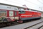 342-014 + train Ljubljana, 2007.JPG