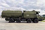 3S51 TELAR of 4K51 Rubezh coastal missile system at Park Patriot 02.jpg