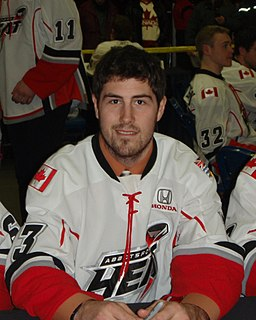 Josh Meyers (ice hockey) American ice hockey player