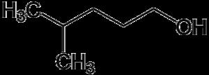 4-Methyl-1-pentanol - Image: 4 methyl 1 pentanol