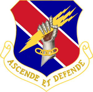 406th Air Expeditionary Wing - Emblem of the 406th Air Expeditionary Wing