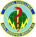 439 Aerospace Medicine Sq emblem.png