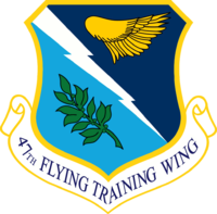 Image illustrative de l'article 47th Flying Training Wing