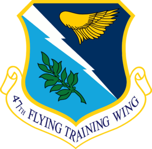 Laughlin Air Force Base - Image: 47th Flying Training Wing