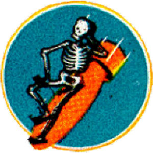 508th Fighter Squadron - Image: 508th Fighter Squadron World War II Emblem