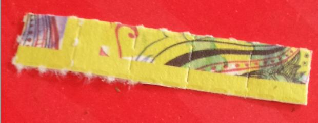5 LSD blotters