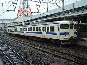 717 series - JR Kyushu 717-200 series set HK204, May 2006