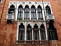 7222 - Venezia - Palazzo Priuli all'Osmarin (sec. XIV) - Foto Giovanni Dall'Orto, 15-Aug-2008.jpg
