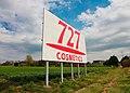 727 COSMETICS billboard セブンツーセブン化粧品看板.jpg