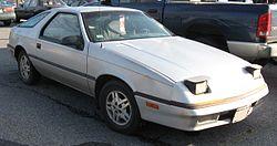Dodge Daytona - Wikipedia