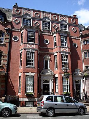 Charles Bateman (architect) - 89–91 Cornwall Street, Birmingham