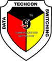 9th Comm battalion insignia.png