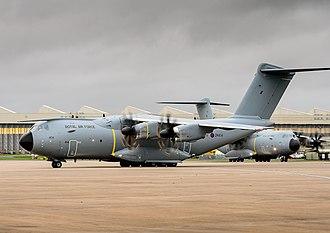 RAF Brize Norton - A400M Atlas at RAF Brize Norton