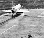 A4D-2 of VMA-225 launching from USS Essex (CVA-9) c1959.jpg