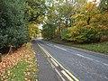 A513 trunk road looking towards Rugeley. - geograph.org.uk - 1036550.jpg