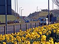 A77 South (Holmston Roundabout, Ayr) - geograph.org.uk - 344551.jpg