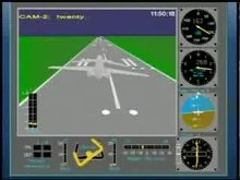 Plik:AA1420Little rock airplane web.ogv