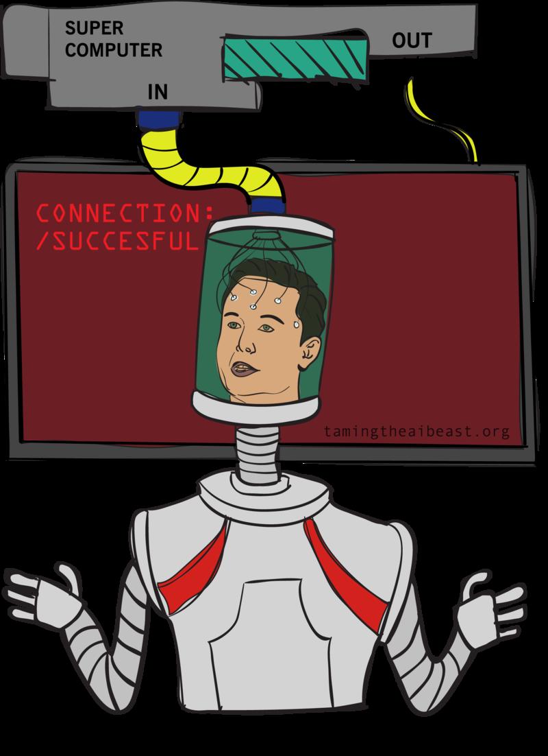 AI End-Scenario 5 Human Cyborgs tamingtheaibeast.png