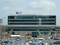 AOT administration building at Suvarnabhumi Airport.JPG