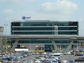 Airports of Thailand PCL - AOT headquarters, Bangkok