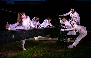 APAtT - Empress Play, Bossa Nova, Oscar Later  General Midi, Mr Phil, Col Legno