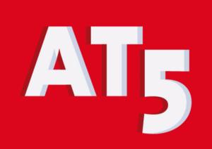 AT5 - Image: AT5 Logo