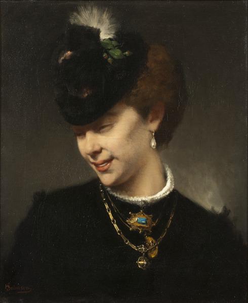 A Parisian Lady (Hugo Salmson)