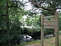 A discharge of water from the Maentwrog HEP station - geograph.org.uk - 509514.jpg