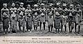 A group of Bundu female dancers all wearing necklaces of bea Wellcome V0015968.jpg