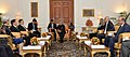 A parliamentary delegation from China led by the Chairman of the Standing Committee of the National People's Congress of the People's Republic of China, Mr. Zhang Dejiang meeting the President, Shri Pranab Mukherjee.jpg