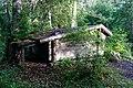 A shelter by the lake Vällen, Upplandsleden, Sweden 25.jpg